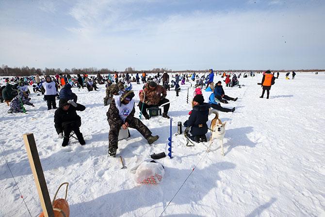 Фестиваль «Народная рыбалка»