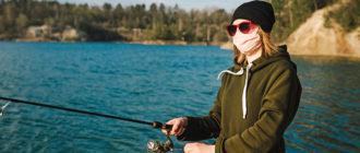 Рыбалка в COVID – карантин/локдаун в РФ, Украине, Беларуси