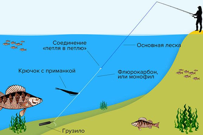 Составляющие оснастки дроп шот