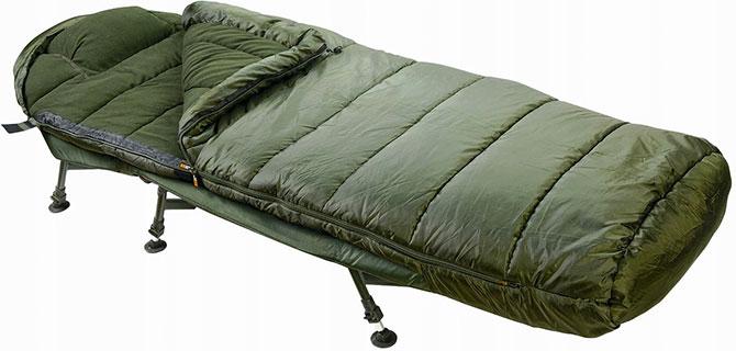 Спальный мешок для рыбалки