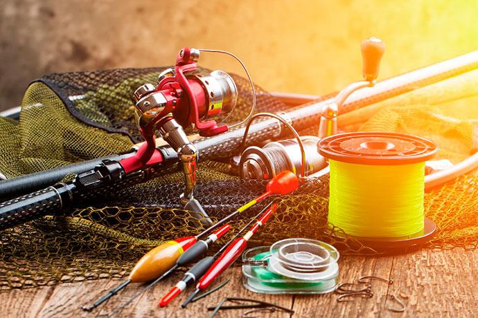 Рыба Лобан или Черная Кефаль - выбор снастей