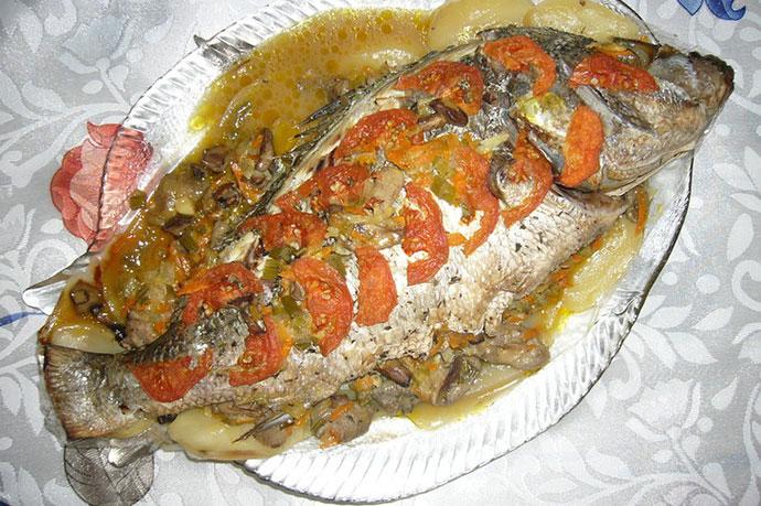 Рыба Простипома - питательная ценность