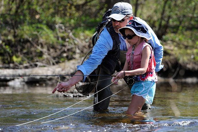 Головной убор для летней рыбалки на голавля
