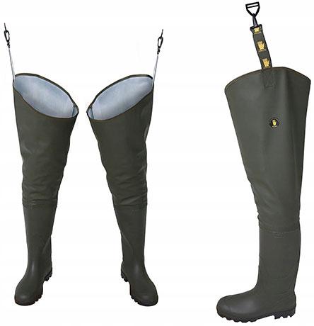 Сапоги, вейдерсы для рыбалки на голавля